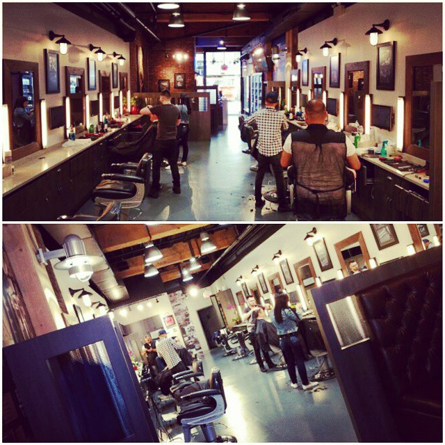 Man Cave Store Langley : About the man cave barber shop
