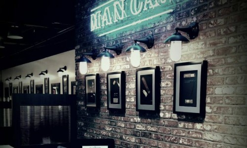 Man Cave Barber Metrotown : Services the man cave barber shop