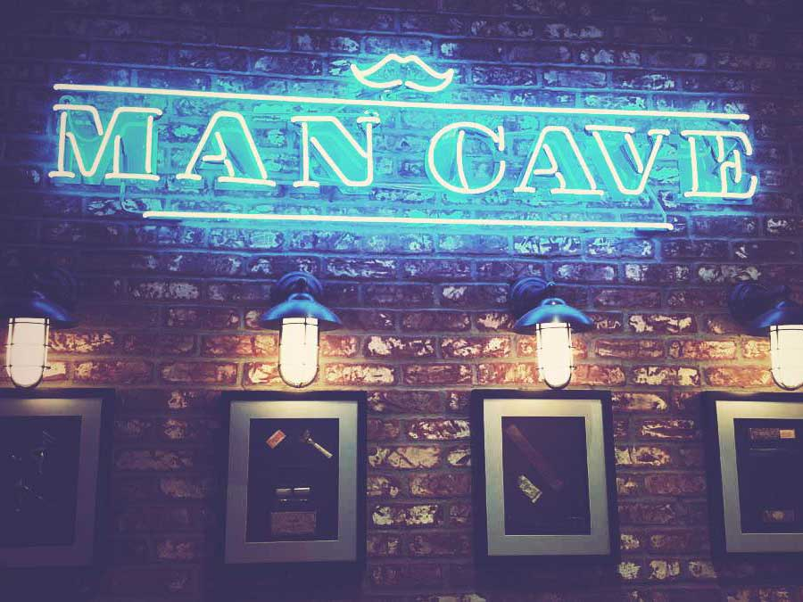 Man Cave Barber Hamilton : Gallery the man cave barber shop