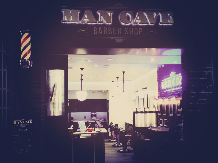 Man Cave Barber Burnaby : Gallery the man cave barber shop
